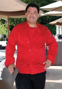 Aniello Capuano, owner/chef