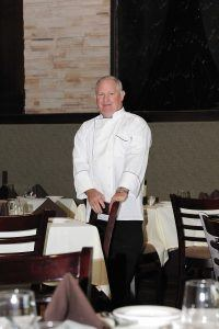 Jack Connor, executive chef