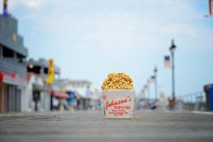 Best Boardwalk Treat: Johnson's Popcorn
