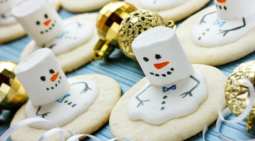 11 Holiday Cookies That Are As Fun To Make As They Are To Eat Sj